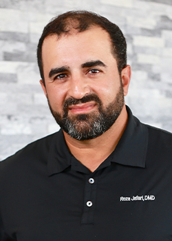 Queen Creek dentist Reza Jafari DMD