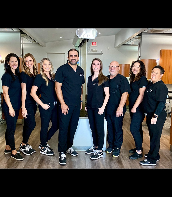 The Queen Creek Complete Dental team